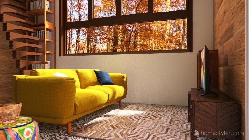 tiny Interior Design Render