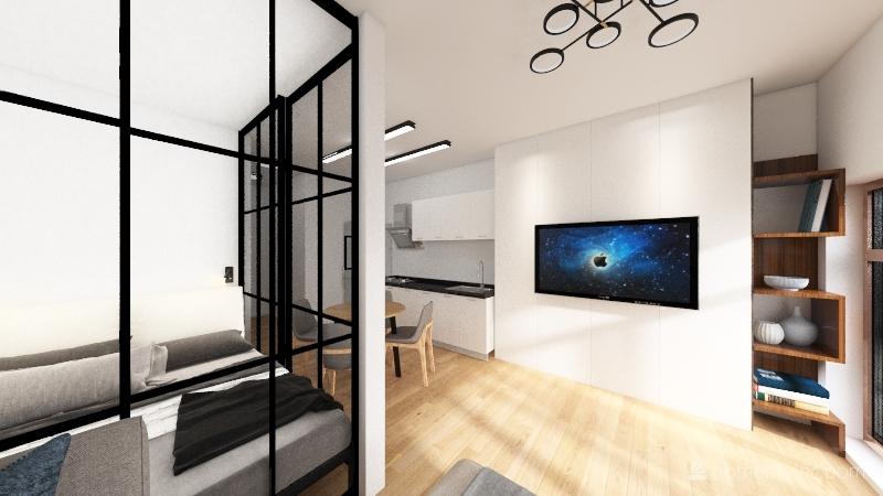 Copy of Copy of минск Interior Design Render