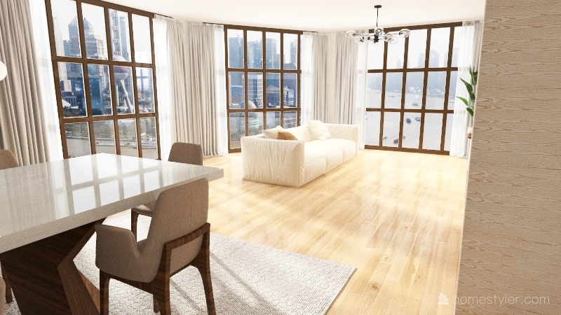 lmnop Interior Design Render