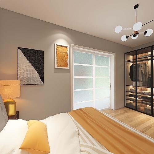 apart C Interior Design Render