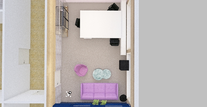 Copy of Vecht office 2 Interior Design Render