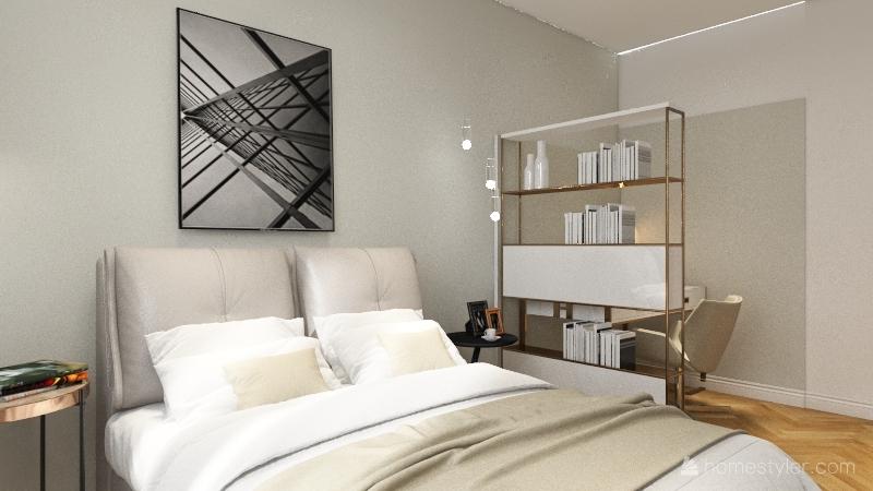Bembo Interior Design Render