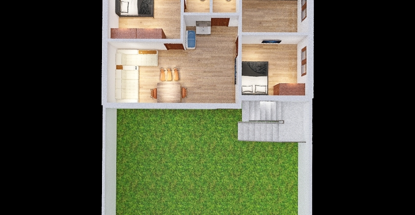 Home design 2 Interior Design Render