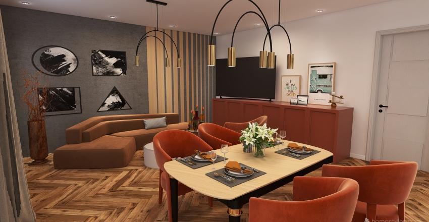 RUDY Interior Design Render