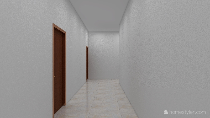 Building_A Interior Design Render