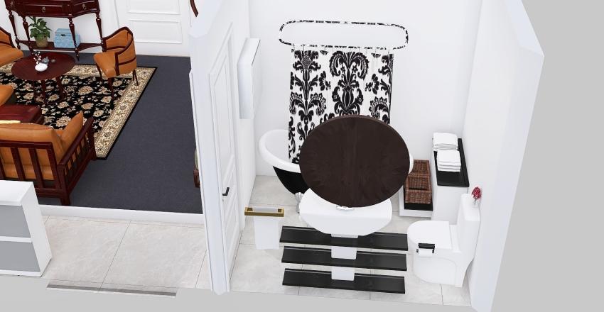 Copy of Cynthia carriage house Interior Design Render