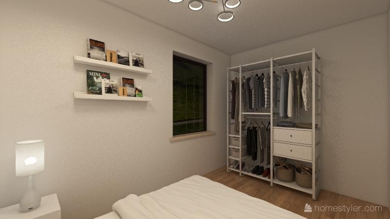 APPARTAMENTO L Interior Design Render