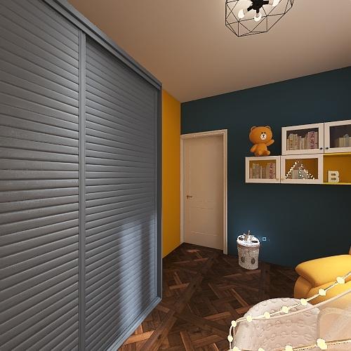 BIg my house Interior Design Render