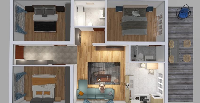 sebi Interior Design Render