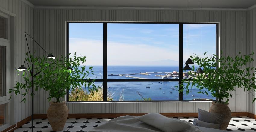 Modern Classic Design Interior Design Render
