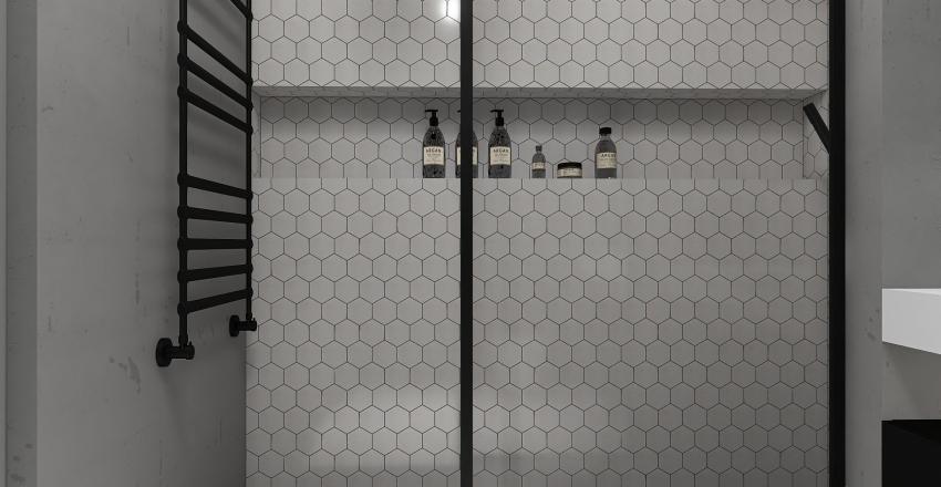 IN BLACK Interior Design Render