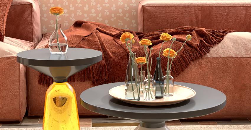 Marigold Interior Design Render