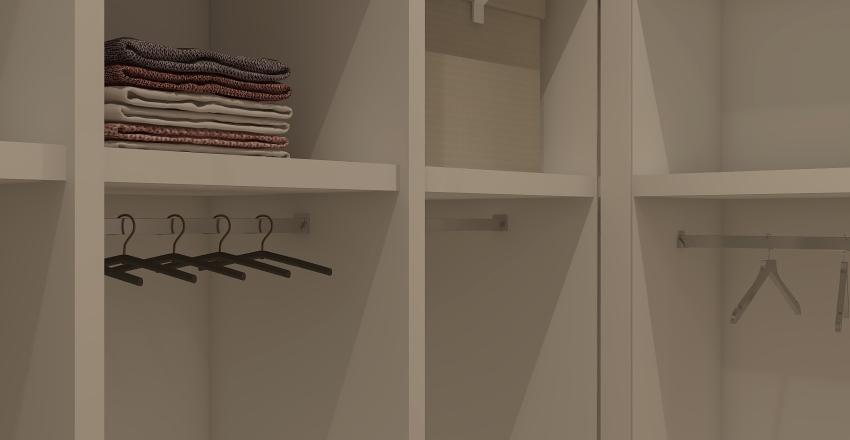 Проект 3 двушка Interior Design Render