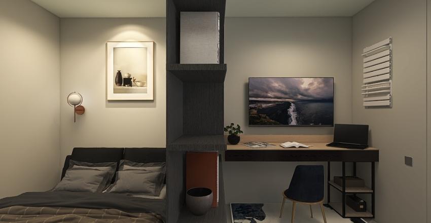 Юра 2.0 Interior Design Render