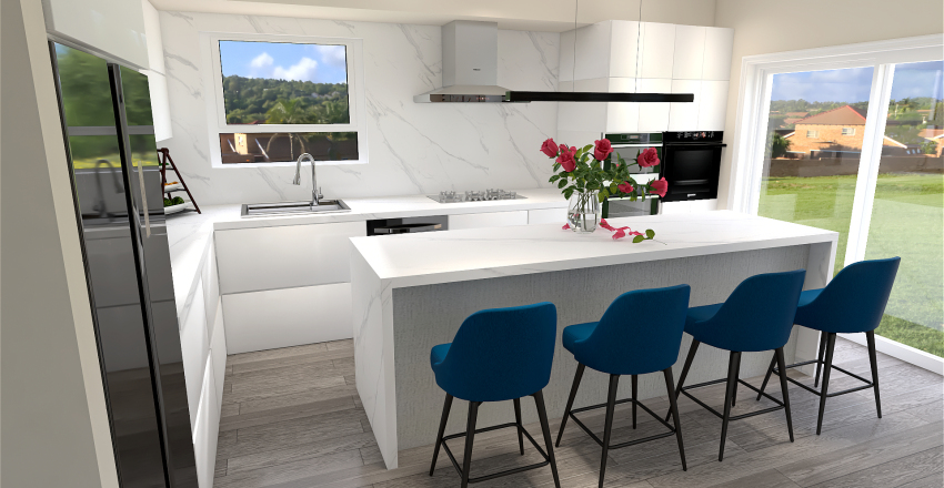 BINDA 5TH VERSION Interior Design Render