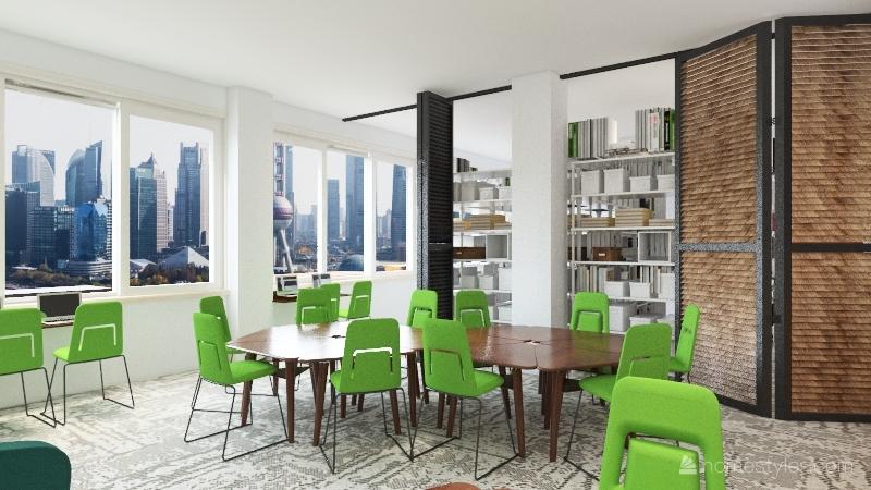 Copy of Uongozi 3 Interior Design Render