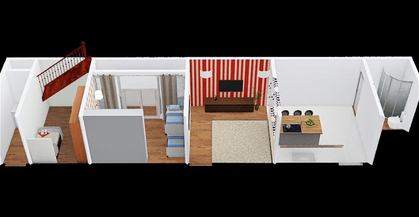 v2_planta da minha casa Interior Design Render