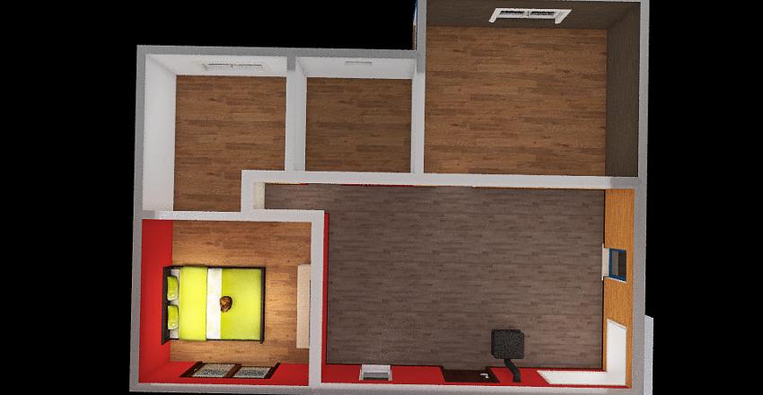 Popi House 2021 Interior Design Render