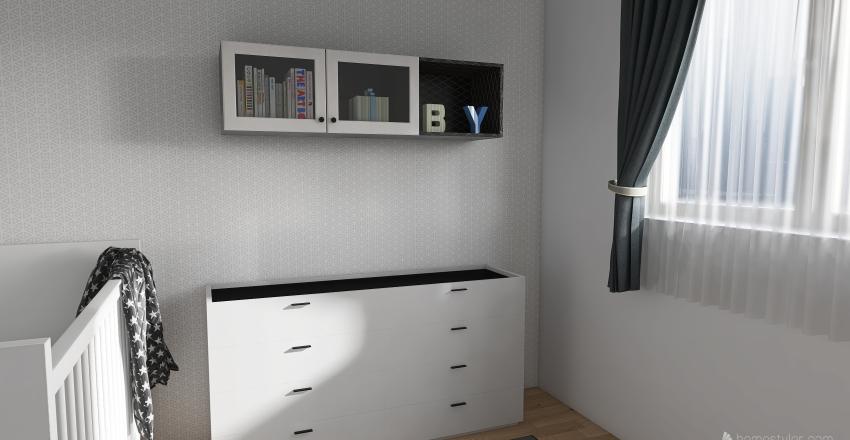 PROJETO 21 Interior Design Render