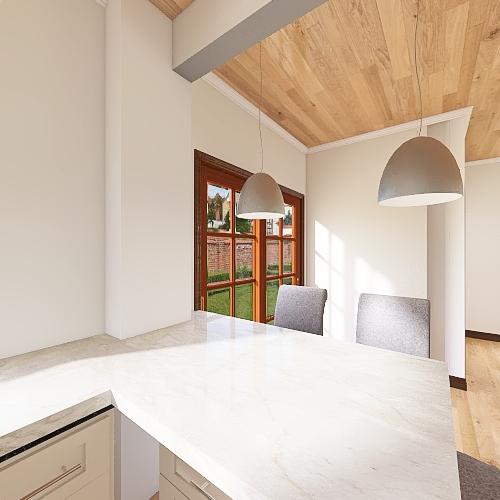 Will's idea Interior Design Render