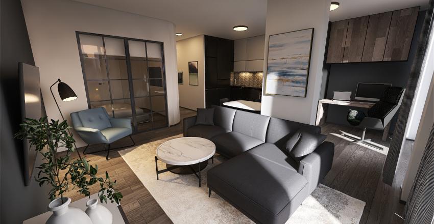 home v2 Interior Design Render