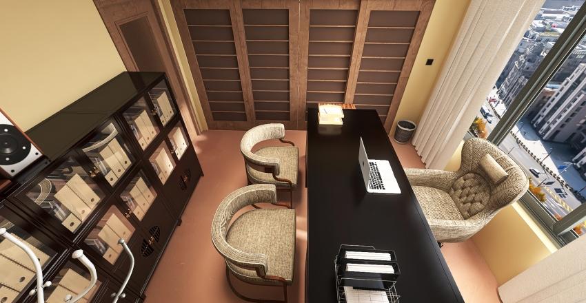 Estudio D.B.C Interior Design Render