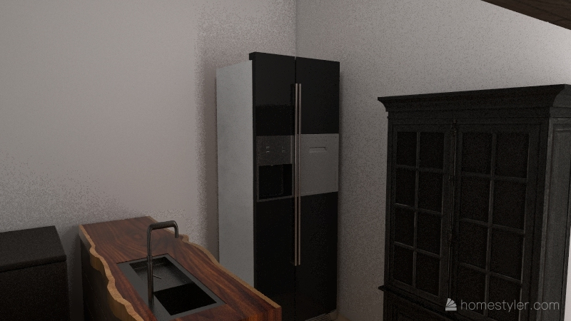 Final Model Interior Design Render