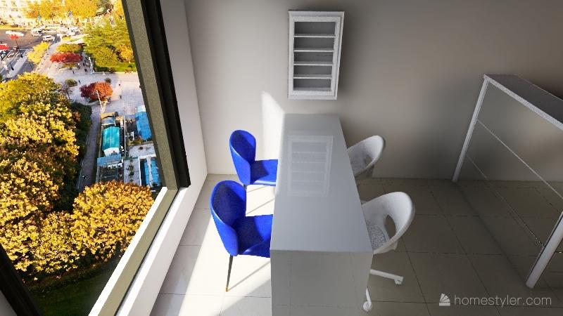 Copy of Наташа Салон Interior Design Render