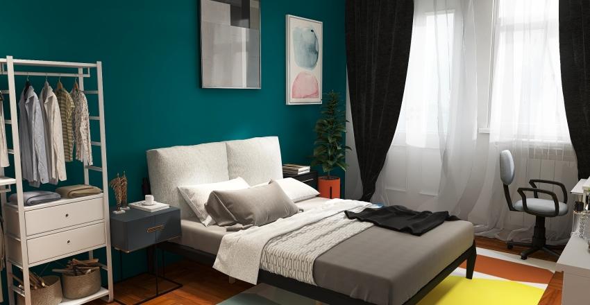 Kyiv project Interior Design Render