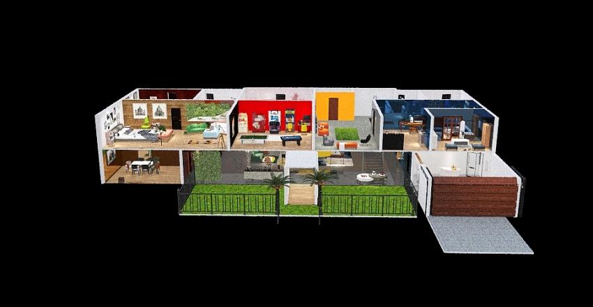 MyDreamHouse_Nweke Interior Design Render
