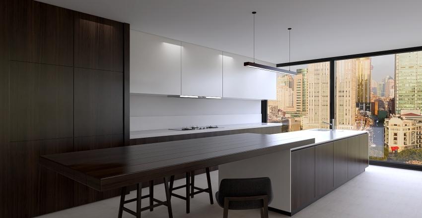 HOLLYWOOD DREAM HOUSE Interior Design Render