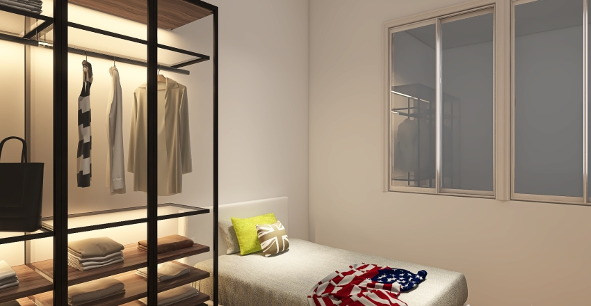 Copy of another VOID HOME SWEET HOME 3 KTB Interior Design Render