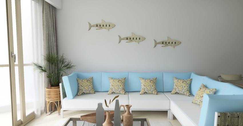 * Zuana Beach Resort * Interior Design Render