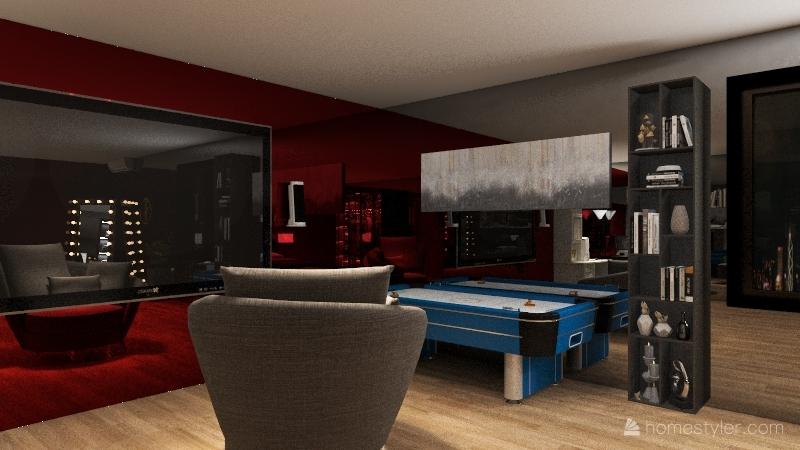 cuarto homestyler Interior Design Render