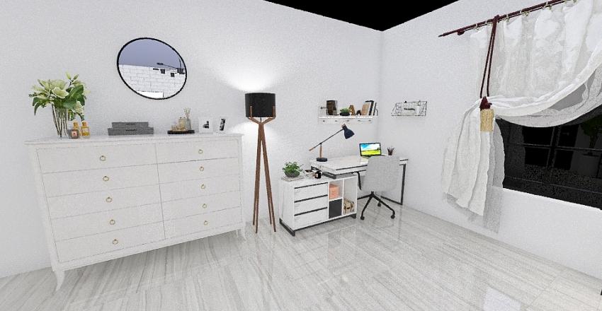 Future chambre Interior Design Render