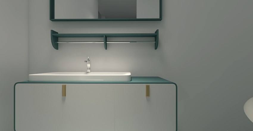 project A. Interior Design Render
