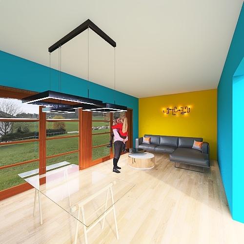 prueba_02 Interior Design Render