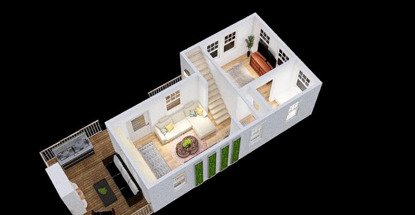 Champion Athens Redesign Interior Design Render