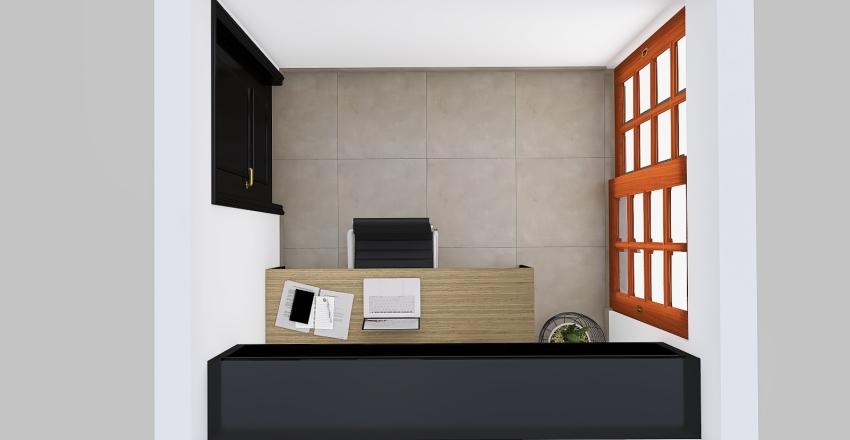 3d 30 Zé Roberto Interior Design Render