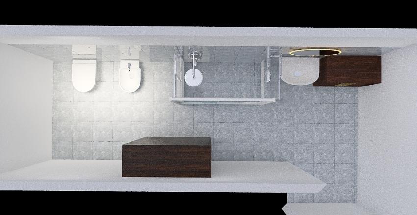 Anna bagno Interior Design Render