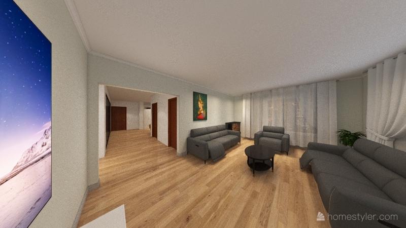 myhose2 Interior Design Render