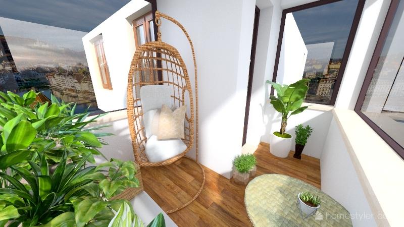 Podgaje dobre Interior Design Render