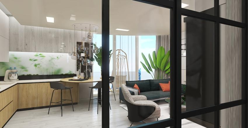 Pearl#45 Interior Design Render