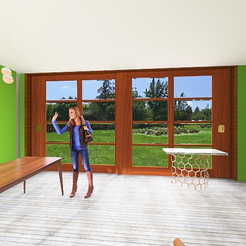 BOCETO 1 Interior Design Render