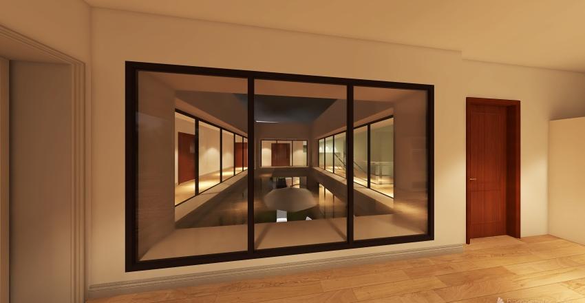 Inter Garden Interior Design Render