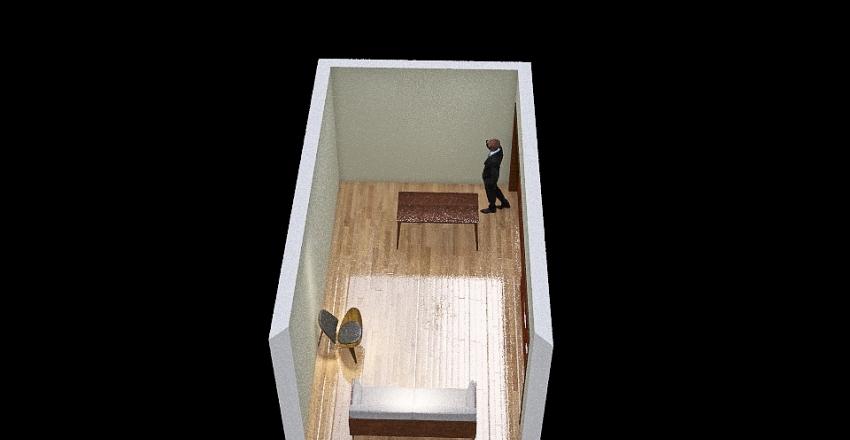 Piso2 Interior Design Render