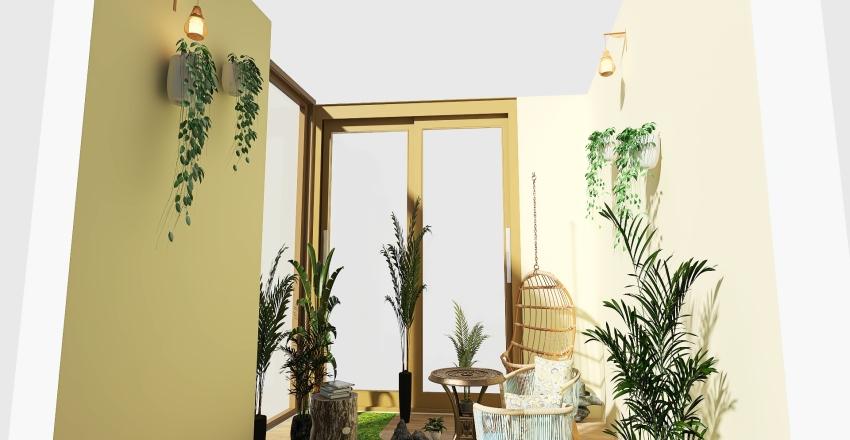 patio design Interior Design Render