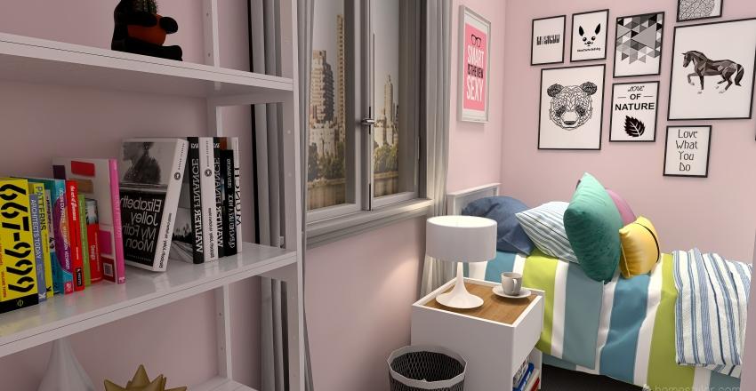 Rosita Inteligente Interior Design Render
