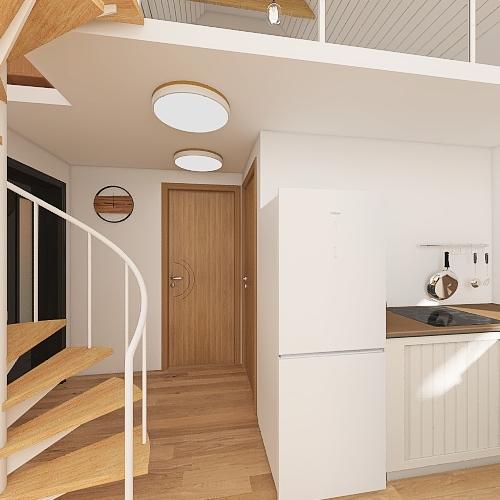 MDDDOM Interior Design Render