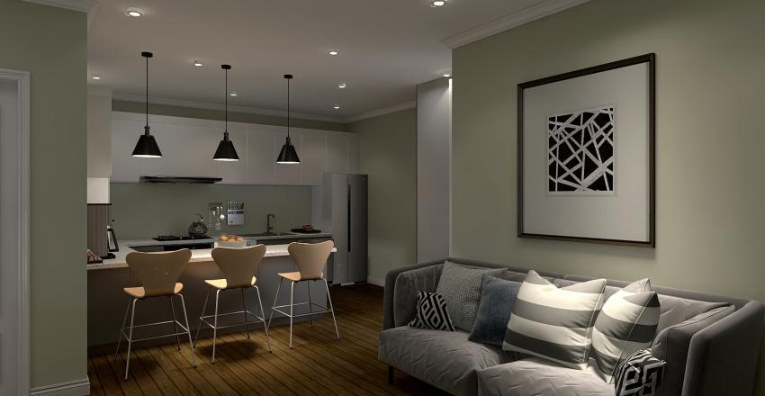 ALTERNATE TWO Interior Design Render